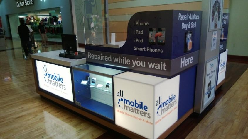 iphone repair phoenix all mobile matters opens 5th location in arizona mills 1839